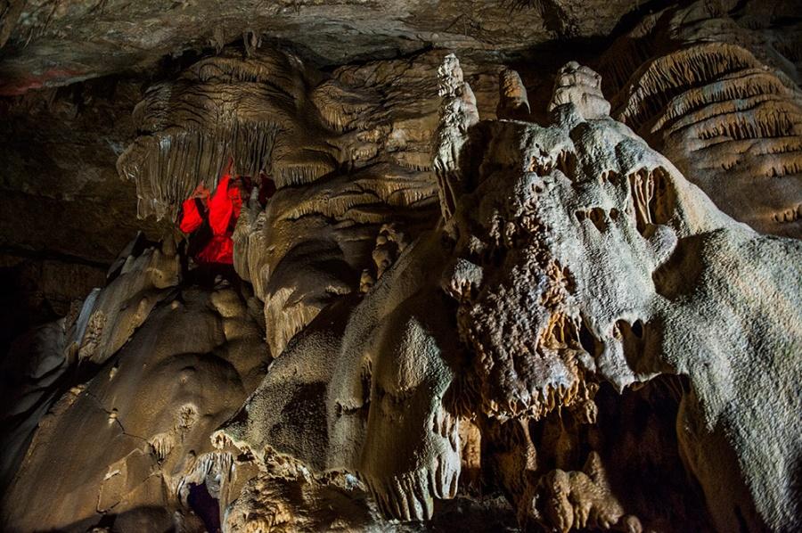 Новоафонская печера